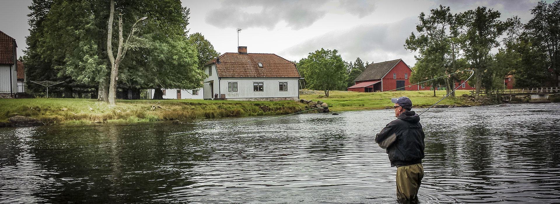 EM-RIVER, SWEDEN = PARADISE!